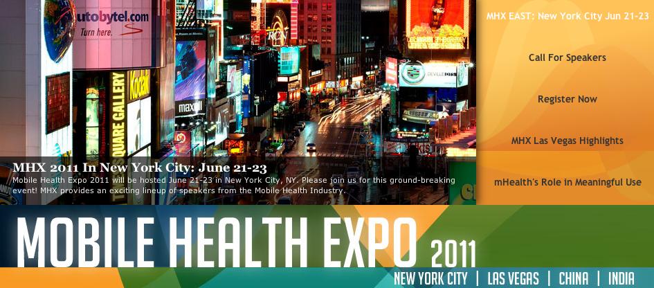 Mobile Health Expo 2011